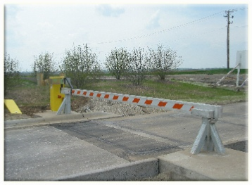 Barrier Crash Gate