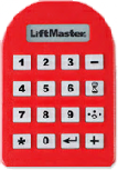 Liftmaster Access Control