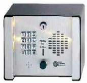 SES Telephone Entry Access Control