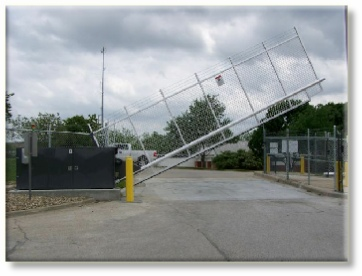 AutoGate Vertical Pivot Operator
